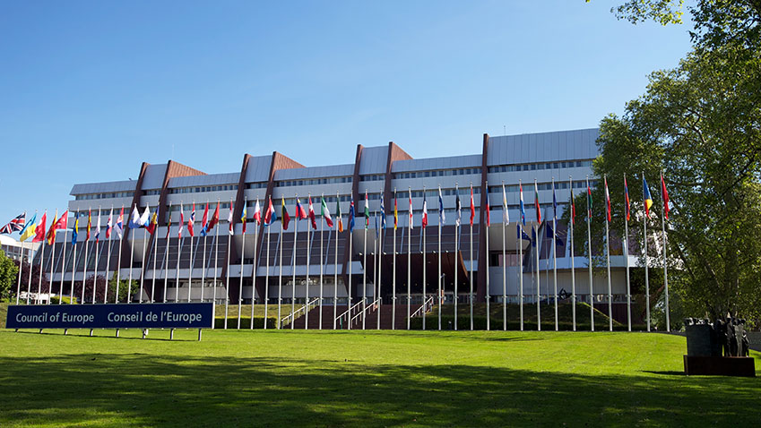 Assemblée parlementaire du Conseil de l'Europe, juin 2018