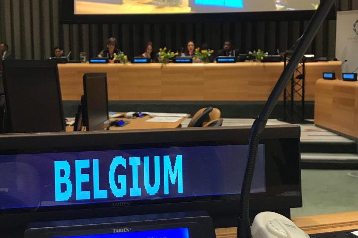 Durant mes différentes interventions et rencontres à l'Union Interparlementaire  j'ai eu à cœur de défendre nos valeurs socialistes et internationalistes reposant sur l'égalité, la lutte contre les discriminations et la justice sociale.