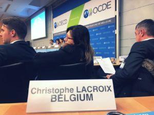 Les journées parlementaires de l'OCDE et de l'Assemblée parlementaire de l'OTAN